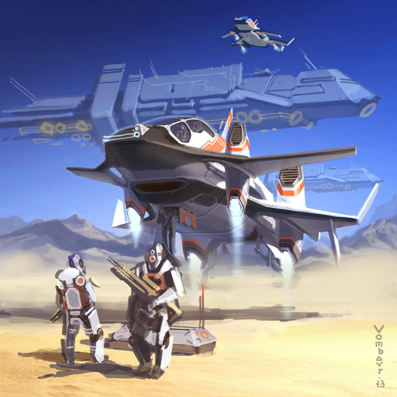 Shuttle11 by vombavr
