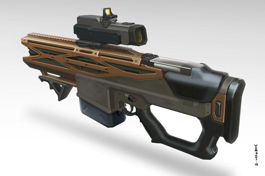 linear motor gun by - photo #1