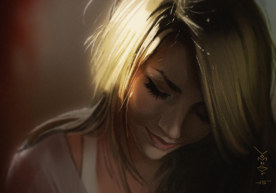 photostudy by vombavr