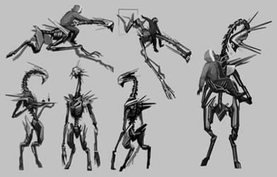 RA sketches