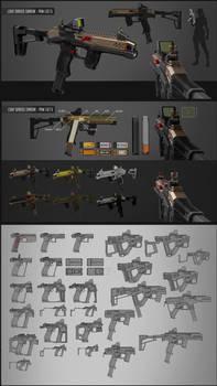 Light Carbine/PDW concept
