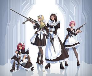 Maid squad