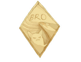 Bro Badge