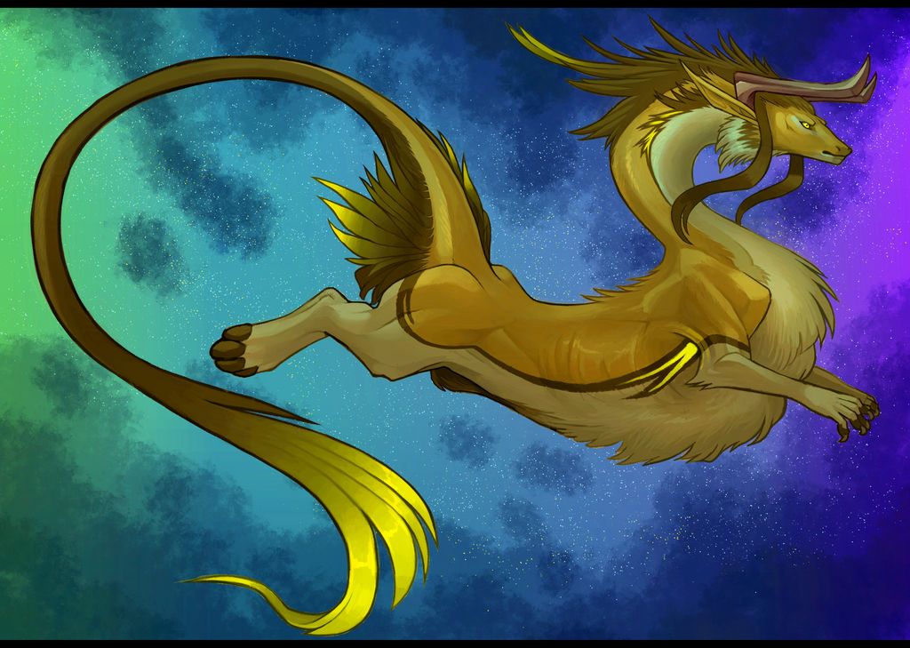 Ucere by dragon by sheinarton