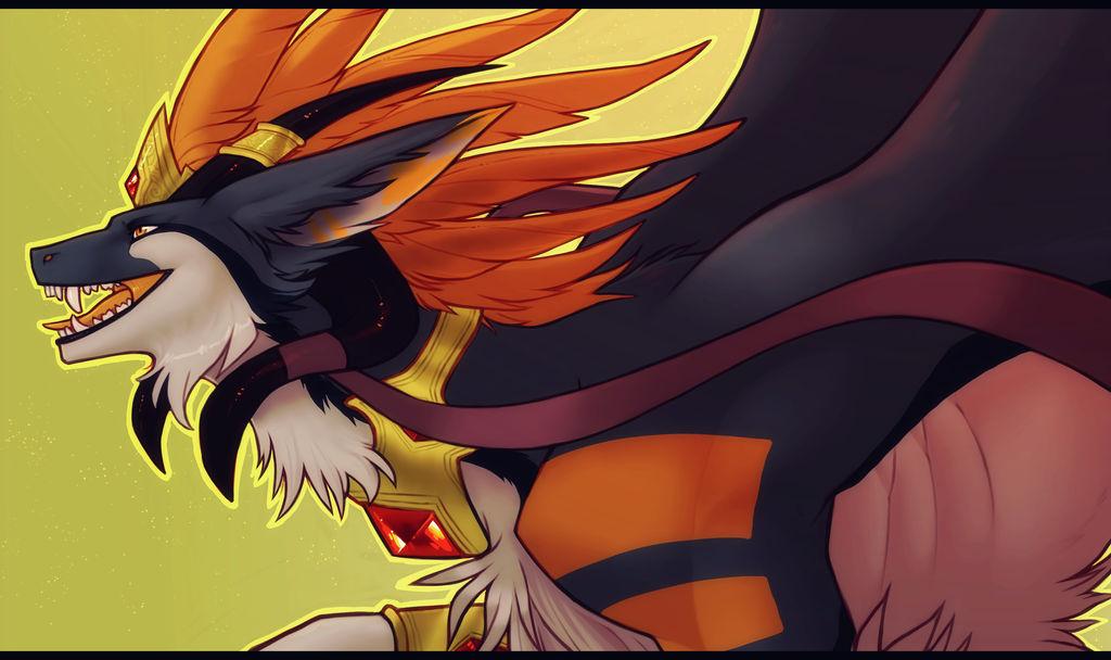 zyachim by dragon by sheinarton