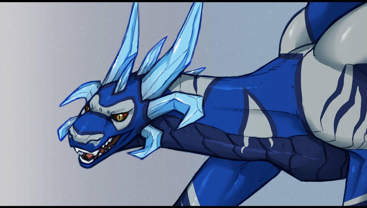 Krystal by dragon