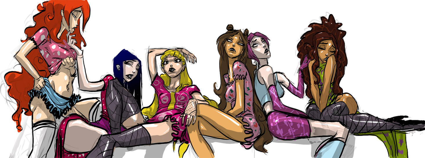 winx group by flavianos