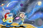 Eediots in SPACE D: