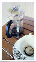 Coffee Snob by Gehko