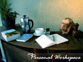My Personal Workspace by Gehko