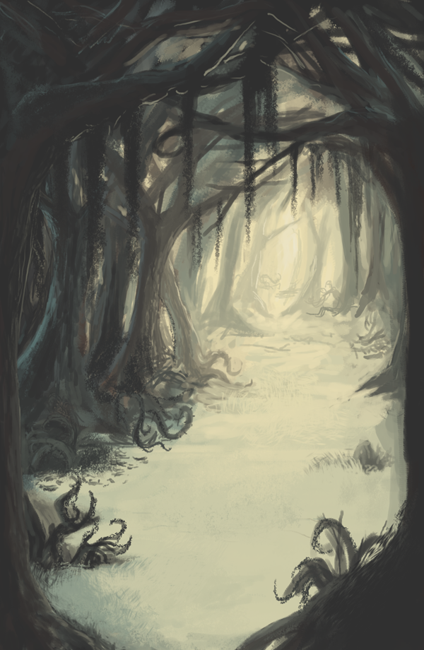 Dark-forest by monteirohq