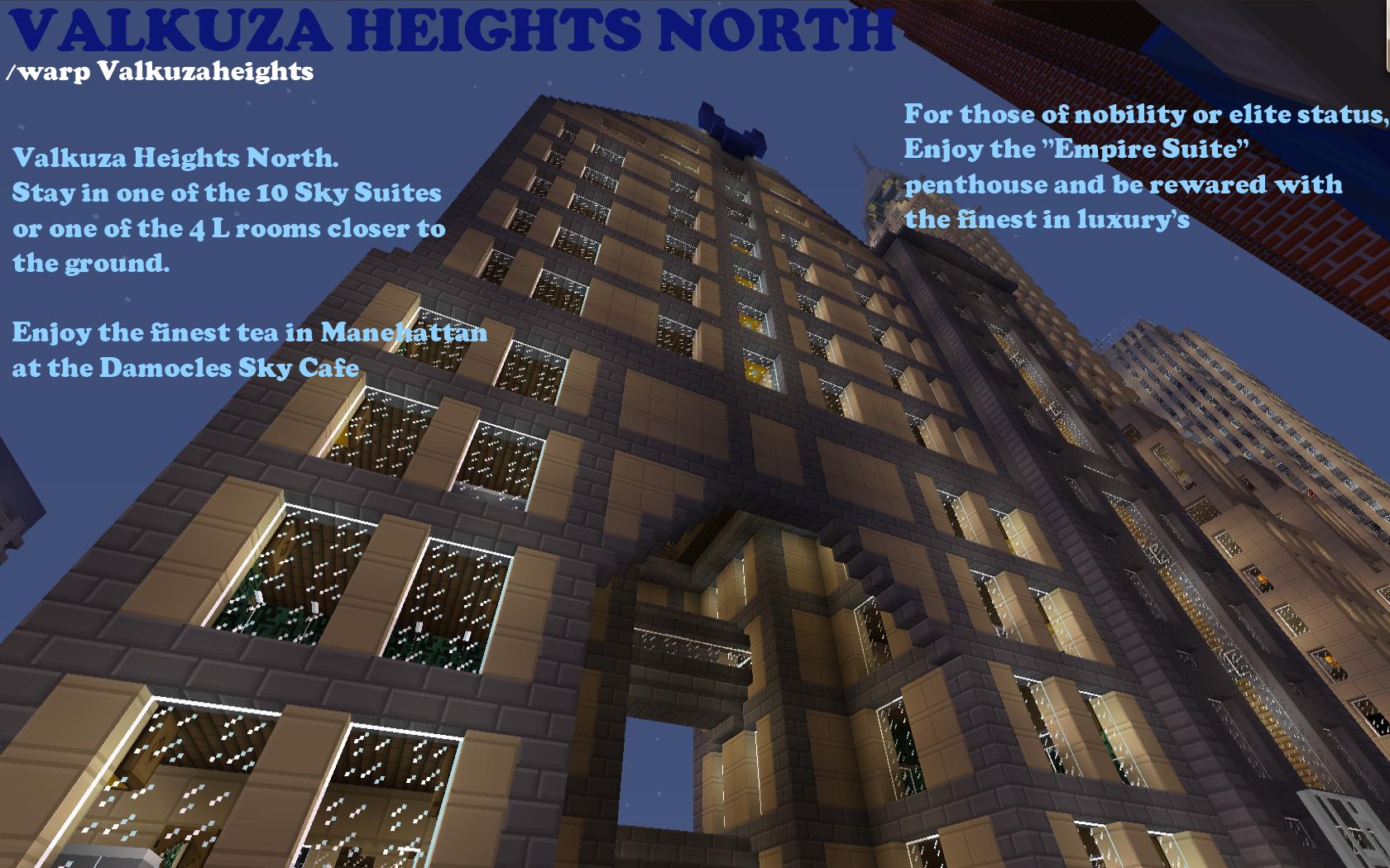Valkuza Heights North by Gwentari