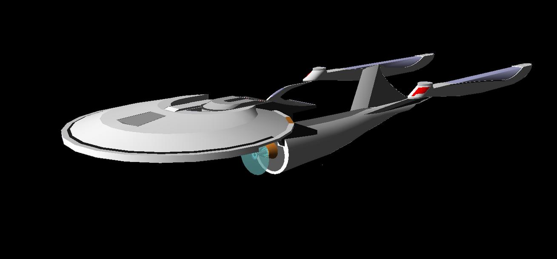 Enterprise Y Concept by Gwentari