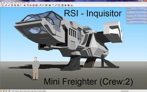 RSI Inquisitor Profile shot by Gwentari