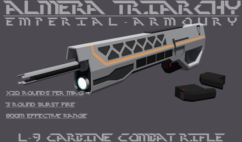L-9 Carbine by Gwentari