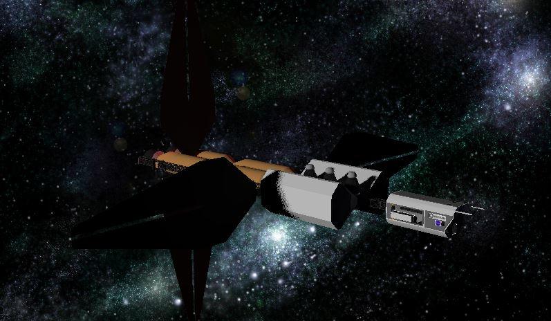 NASA Odyssey Sailer by Gwentari