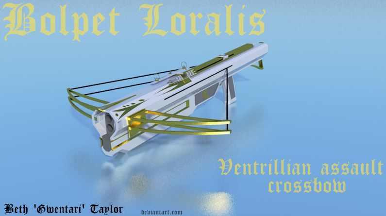 Bolpet Loralis by Gwentari