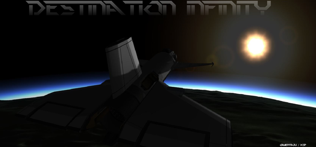 Destination Infinity by Gwentari
