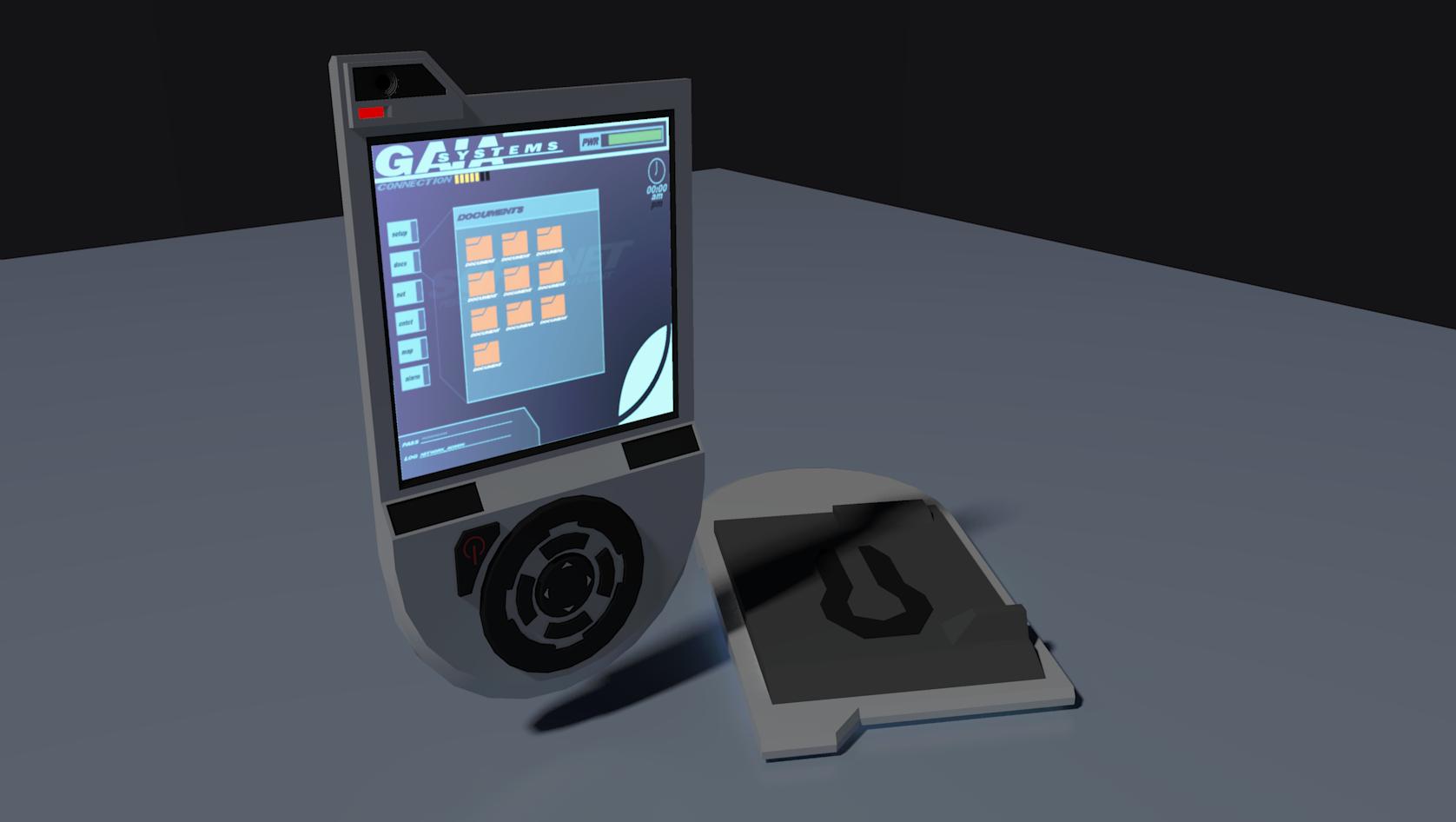 Gaian Type 2 PDA by Gwentari