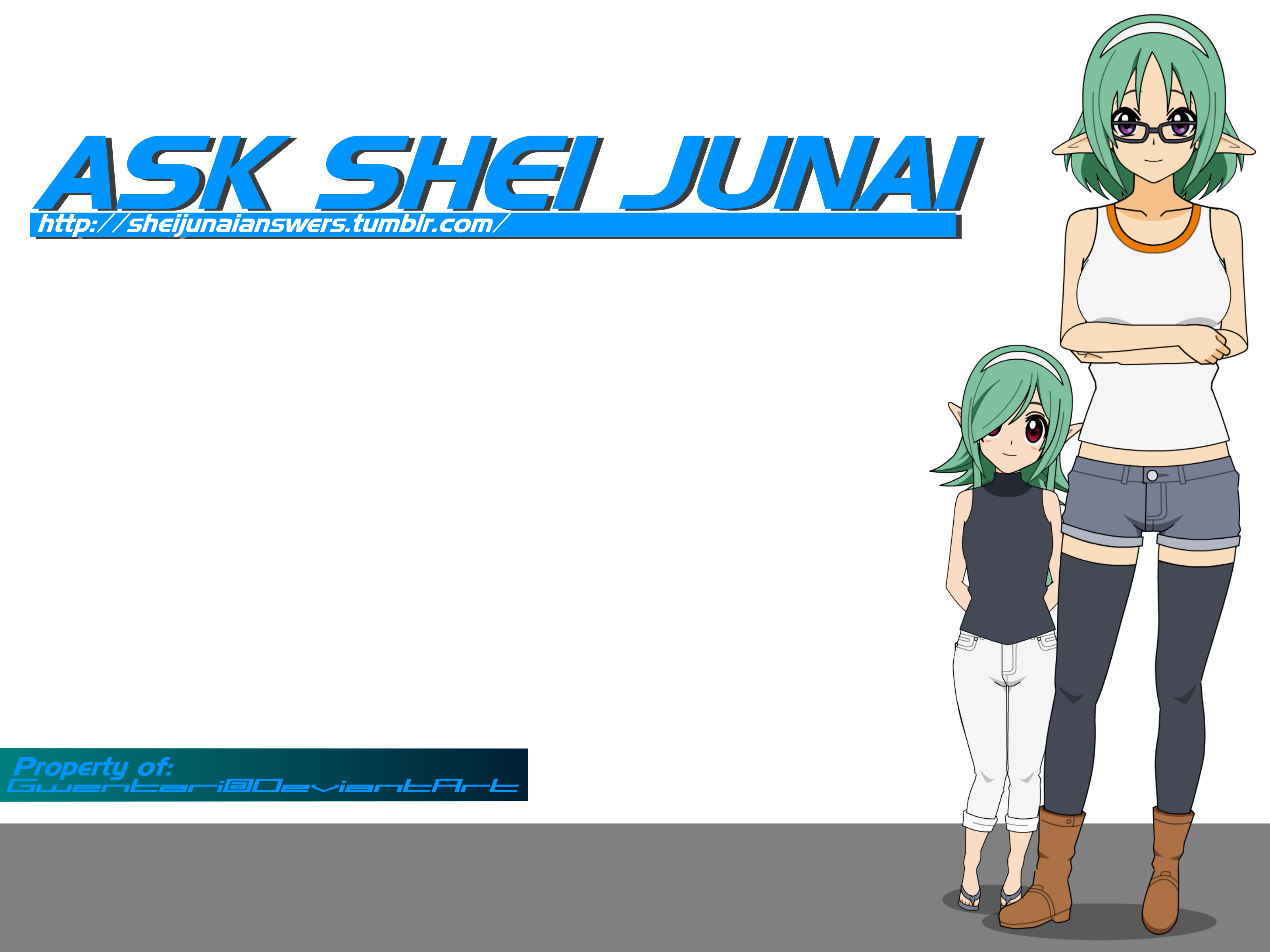 Ask Shei Junai by Gwentari