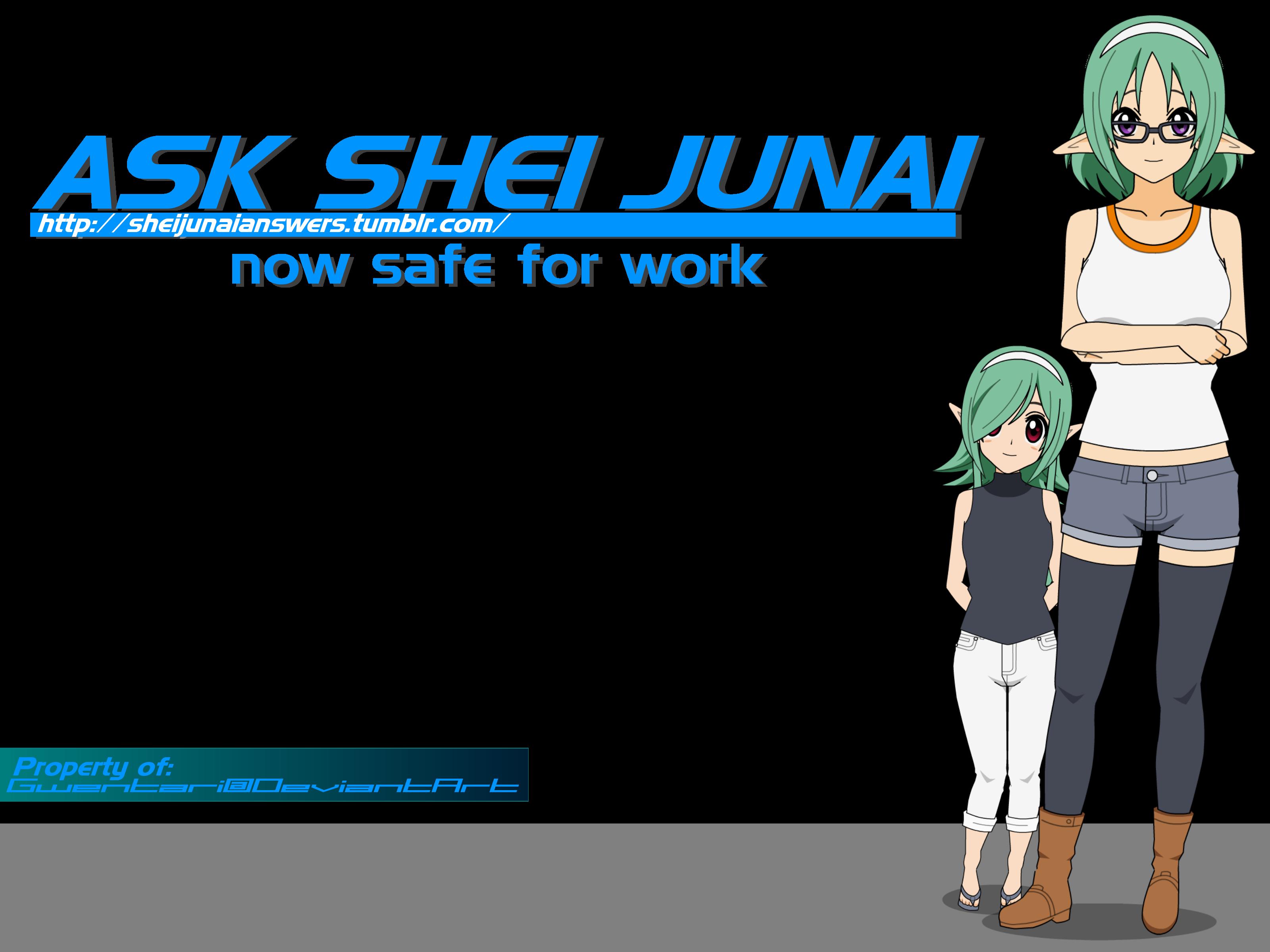 Shei Junai by Gwentari