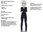 Chairman of the Terran Directorate