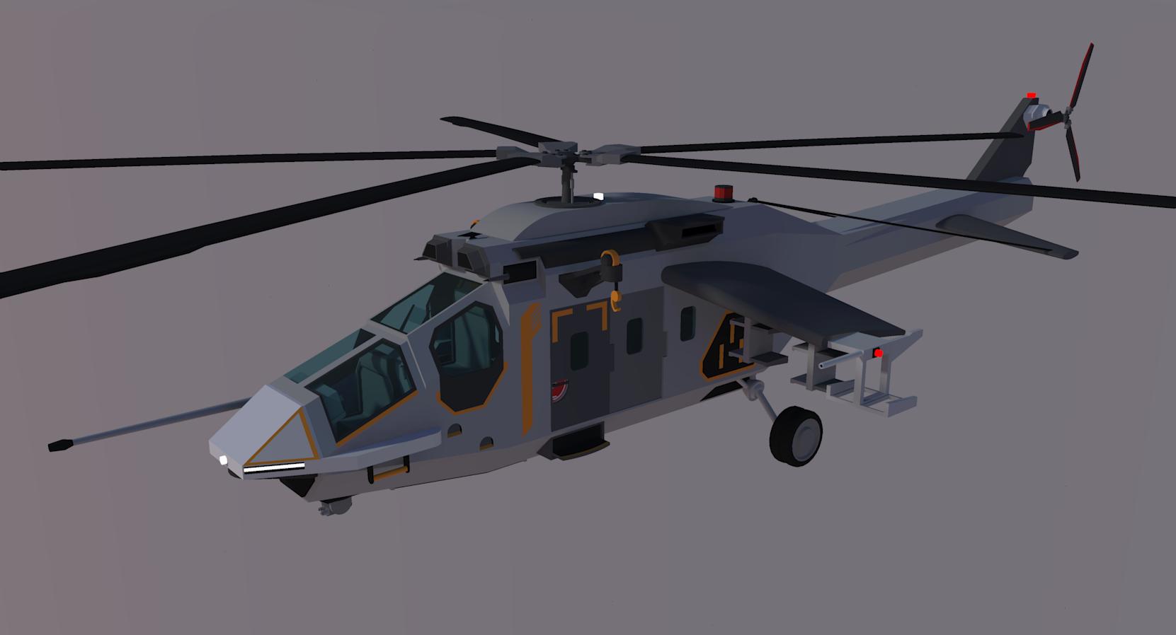TI 28 Airborn [Terran] by Gwentari