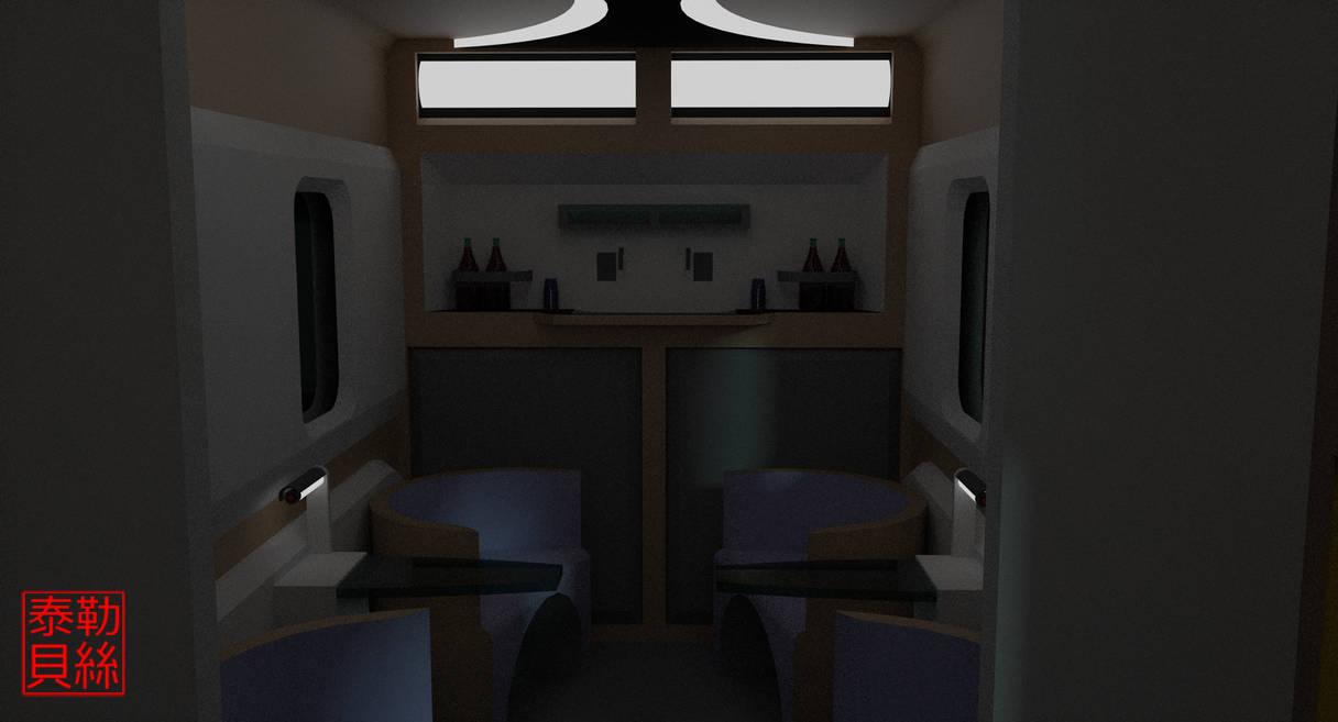 Orca Interior by Gwentari