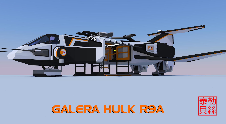 Galera Hulk R9A by Gwentari