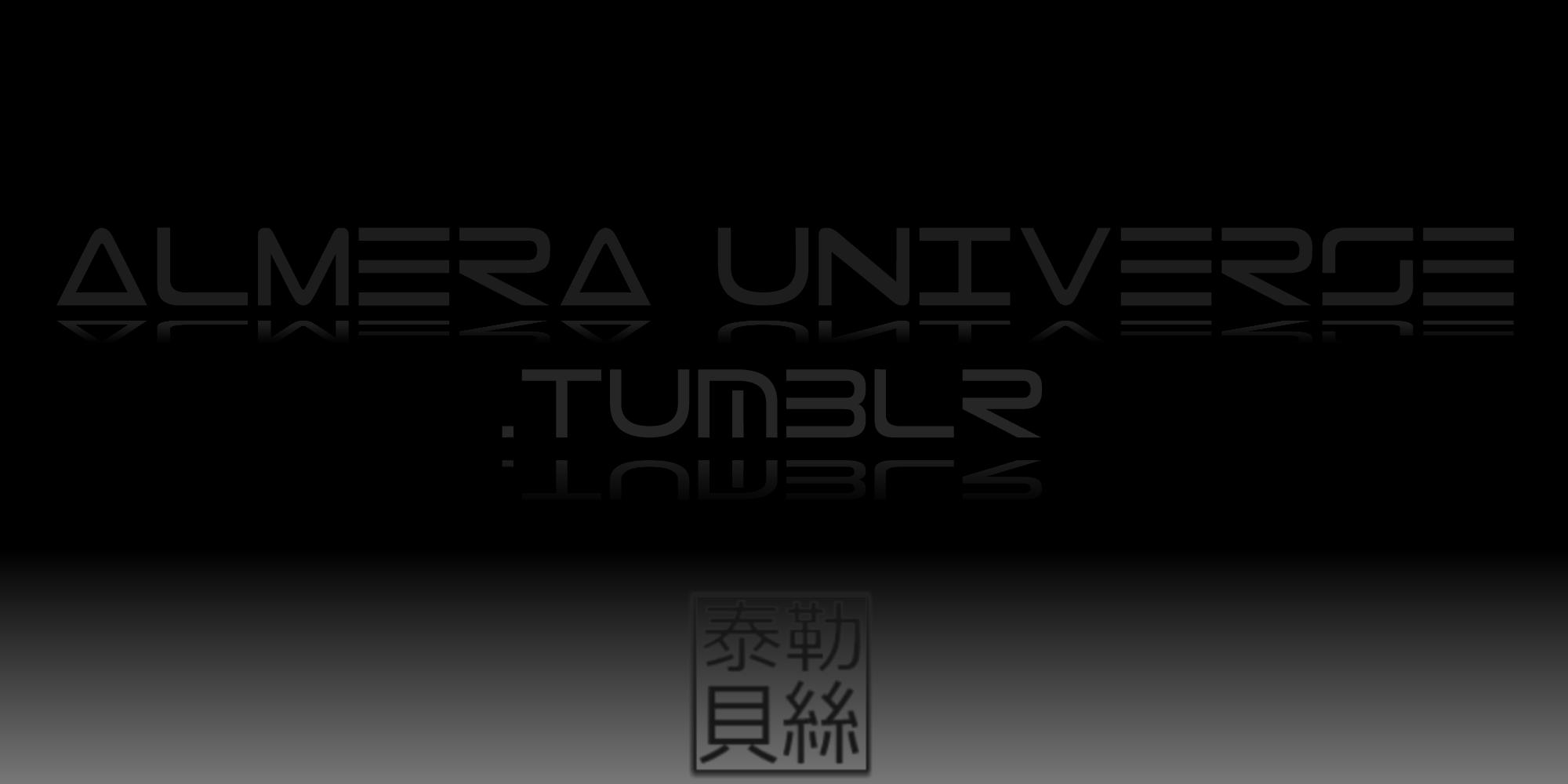 AU Banner Tumblr by Gwentari