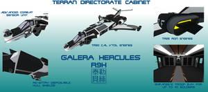 Galera Hercules R9H