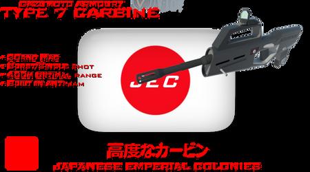 JEC Type 7 Carbine