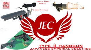 JEC Type 4 Handgun by Gwentari
