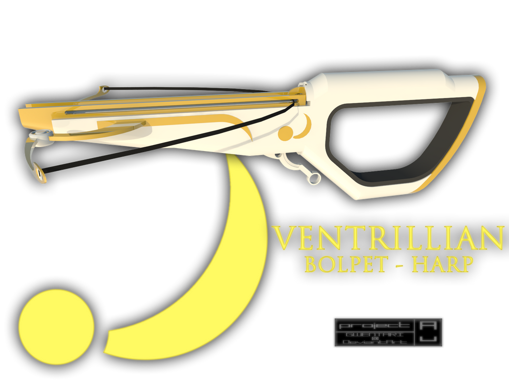Bolpet Harp by Gwentari
