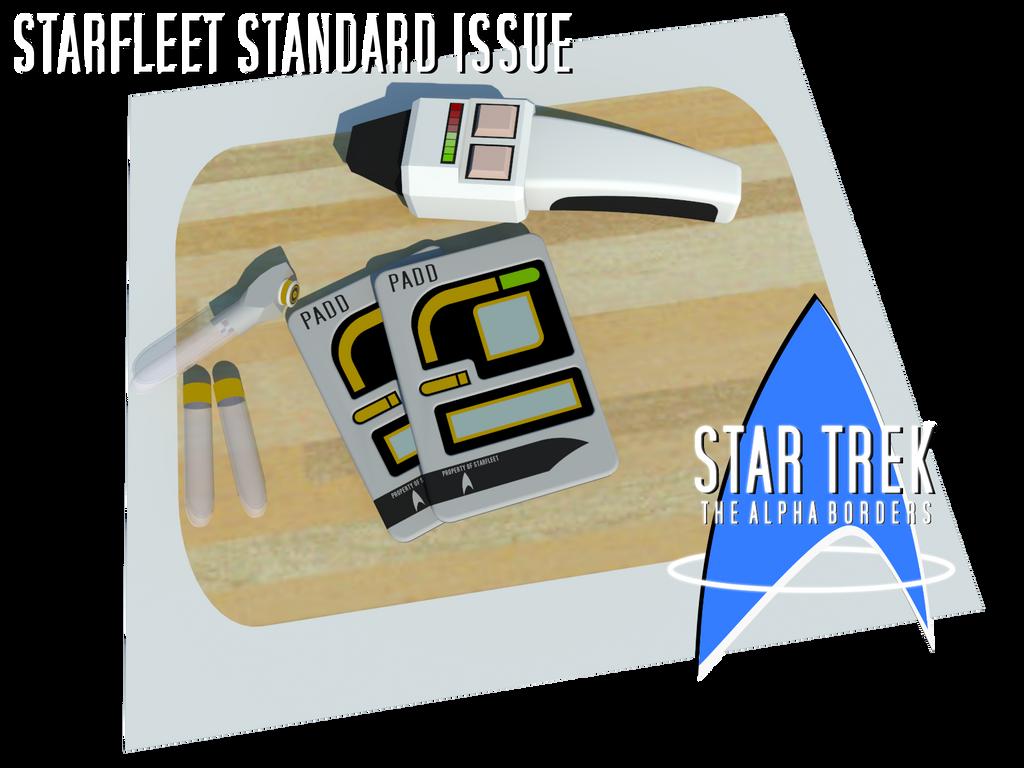 Standard Issue by Gwentari