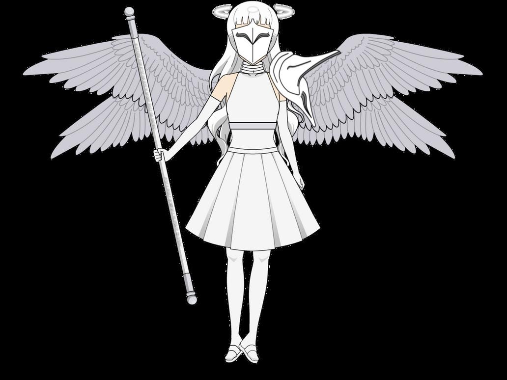 Angelus Aeternitatis by Gwentari