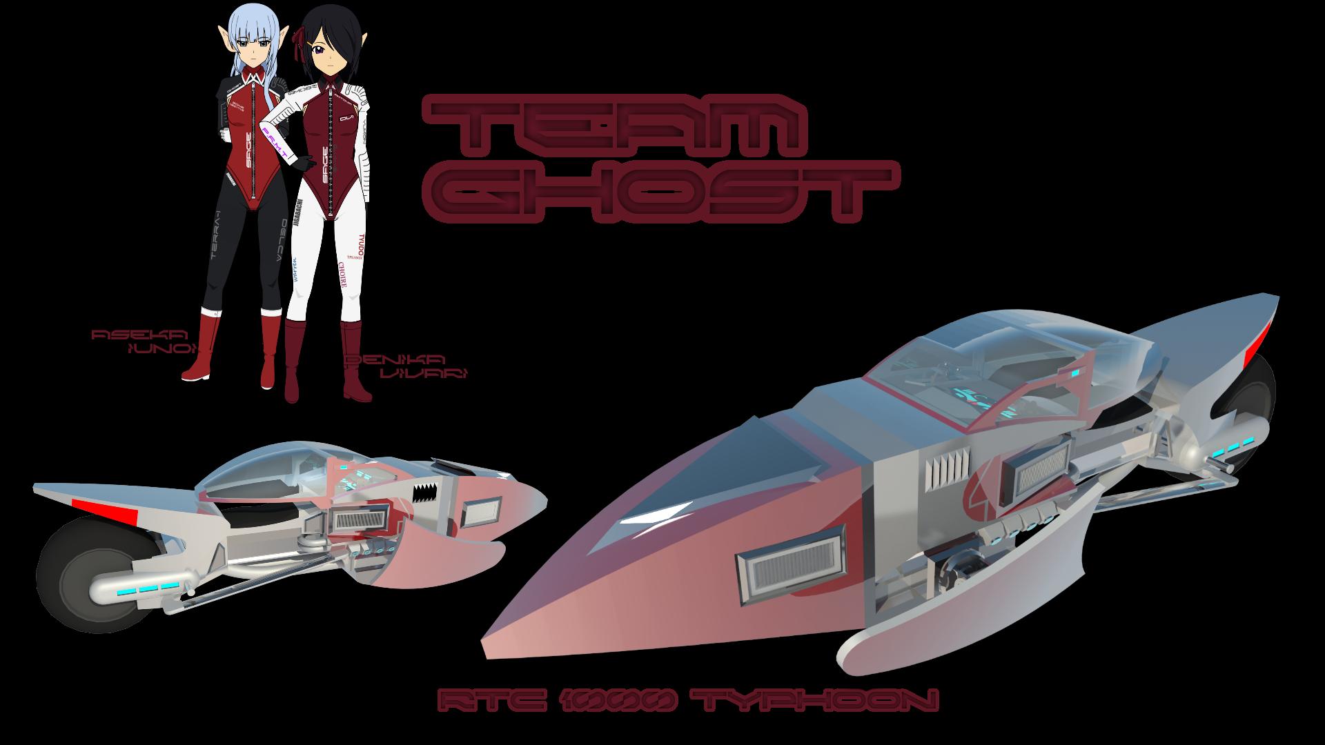 Team Ghost by Gwentari