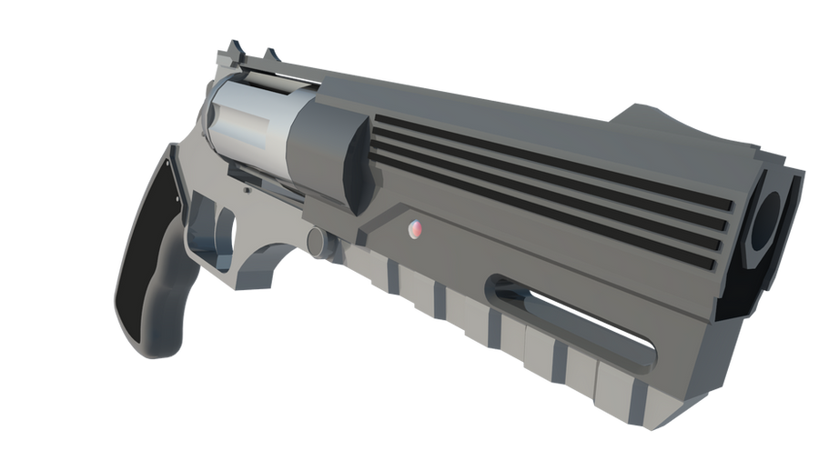 M6 EMAC Revolver by Gwentari