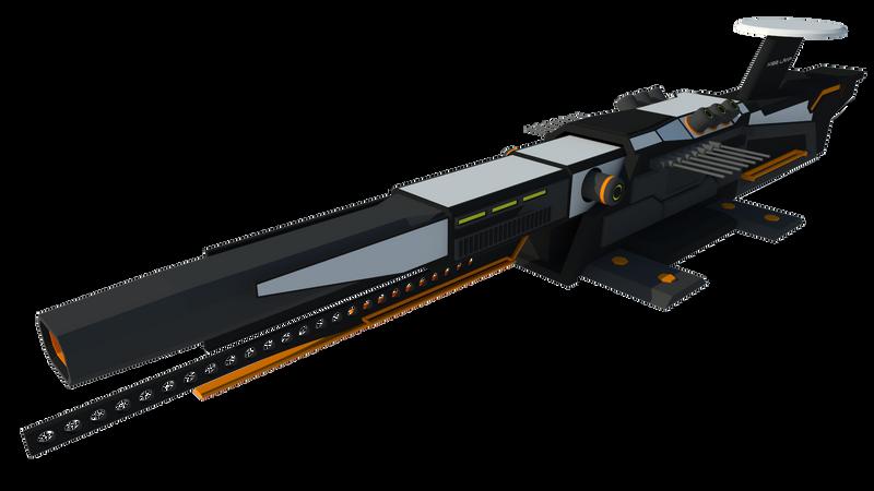 Type 100 LRAP by Gwentari