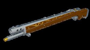 Ventrillian Dunlock Arbiter Rifle by Gwentari