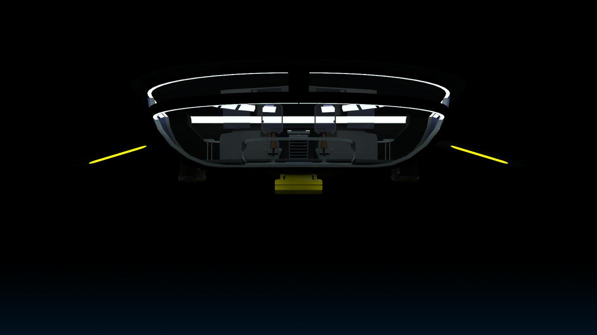 Sphynx Class Corvette by Gwentari