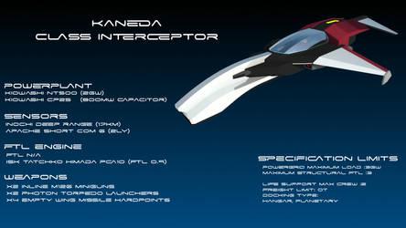 Kaneda Class Interceptor