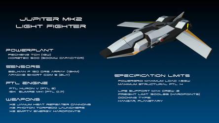 Jupiter Mk2 Light Fighter