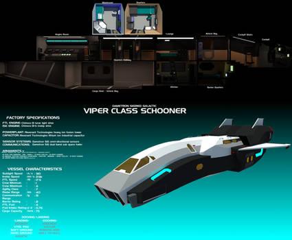 Viper Class Schooner