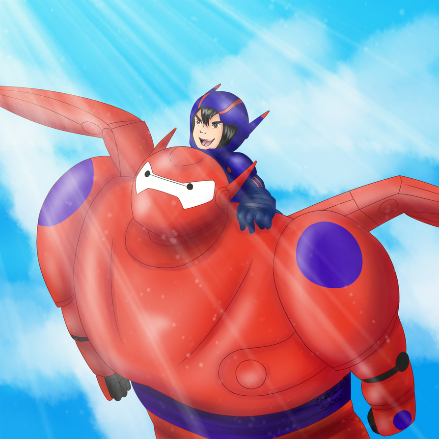 .: Big hero 6 :. by TheChaoticShadow