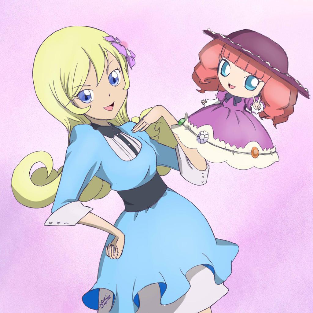 Lulu Und Nana
