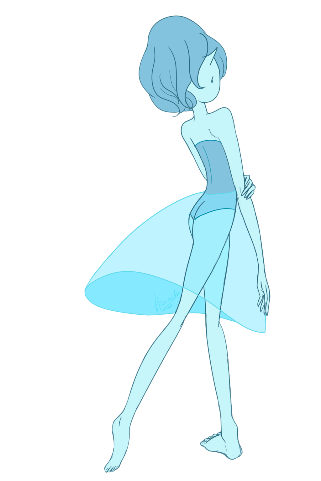 how to get a blue pearl