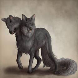 Hellhound - Contest by corgimancy