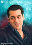 Salman Khan | Digital Painting