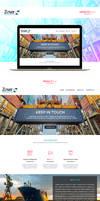 Zoser international trade | UI/UX Design by KarimStudio